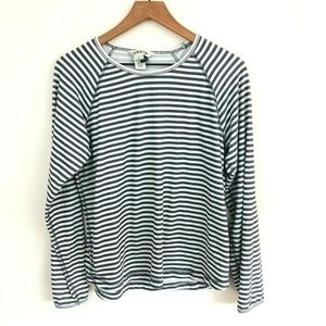 Orvis Passport Collection Stripe Long Sleeve Top